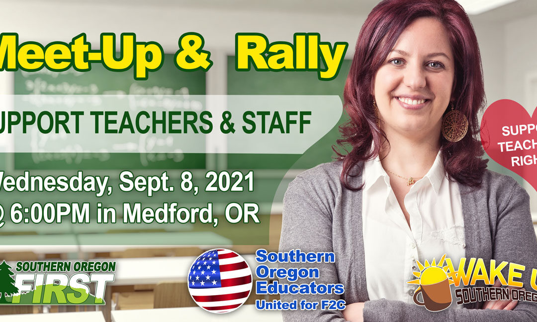 2021-09-08 Wednesday Teacher & School Worker Support.