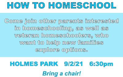 New to Home Schooling? Connect with Veteran Home Schoolers & Learn the Ropes