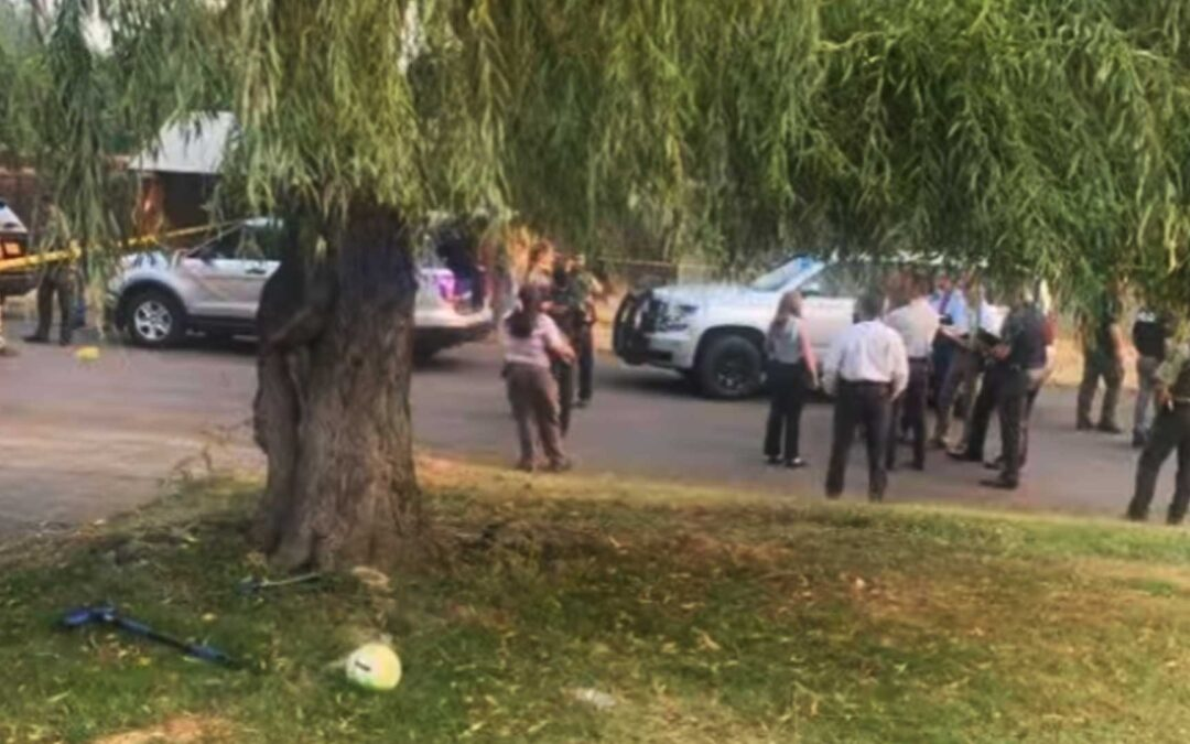 Exclusive Video: Carjacking, police chase, and officer involved shooting in Medford, Oregon