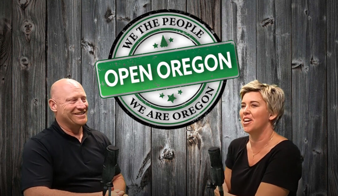 Business Rights with Open Oregon Founder Larry Sykes – Standing up against Govt. mandates for Businesses