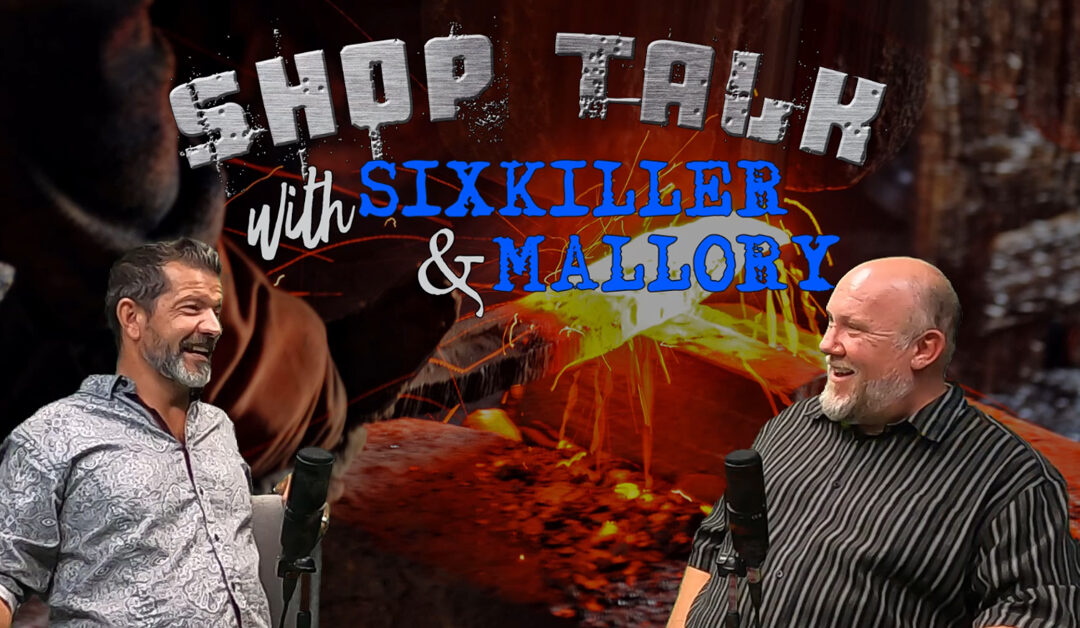 Forged Hope – SHOP Talk with Chris Sixkiller & Ryan Mallory – Episode 1