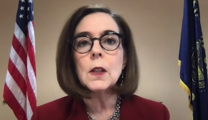 Kate Brown Covid News Conference